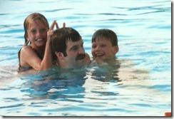 swimming at camp 1990 001