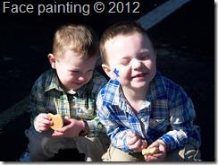 4-6-2012 Brandon and Preston spent the night 023
