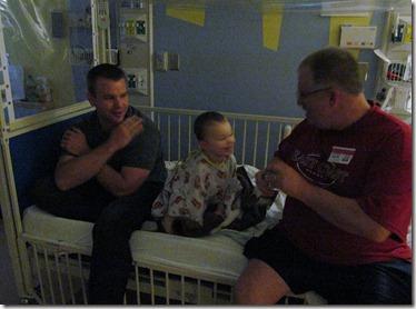 6-6-2012 day 2 Preston in hospital 014