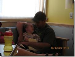 6-6-2012 day 2 Preston in hospital 022
