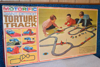 motorific torture track