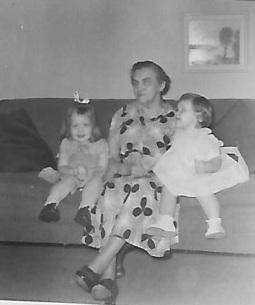 Dec 1954 with gramma